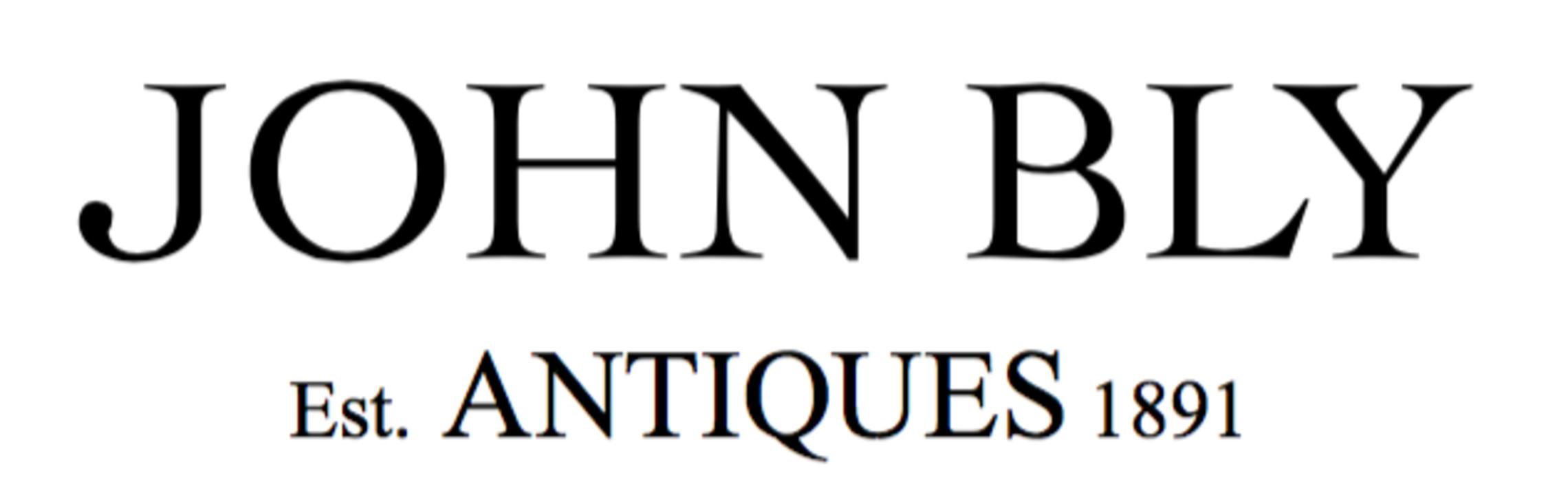 john bly antiques- company logo