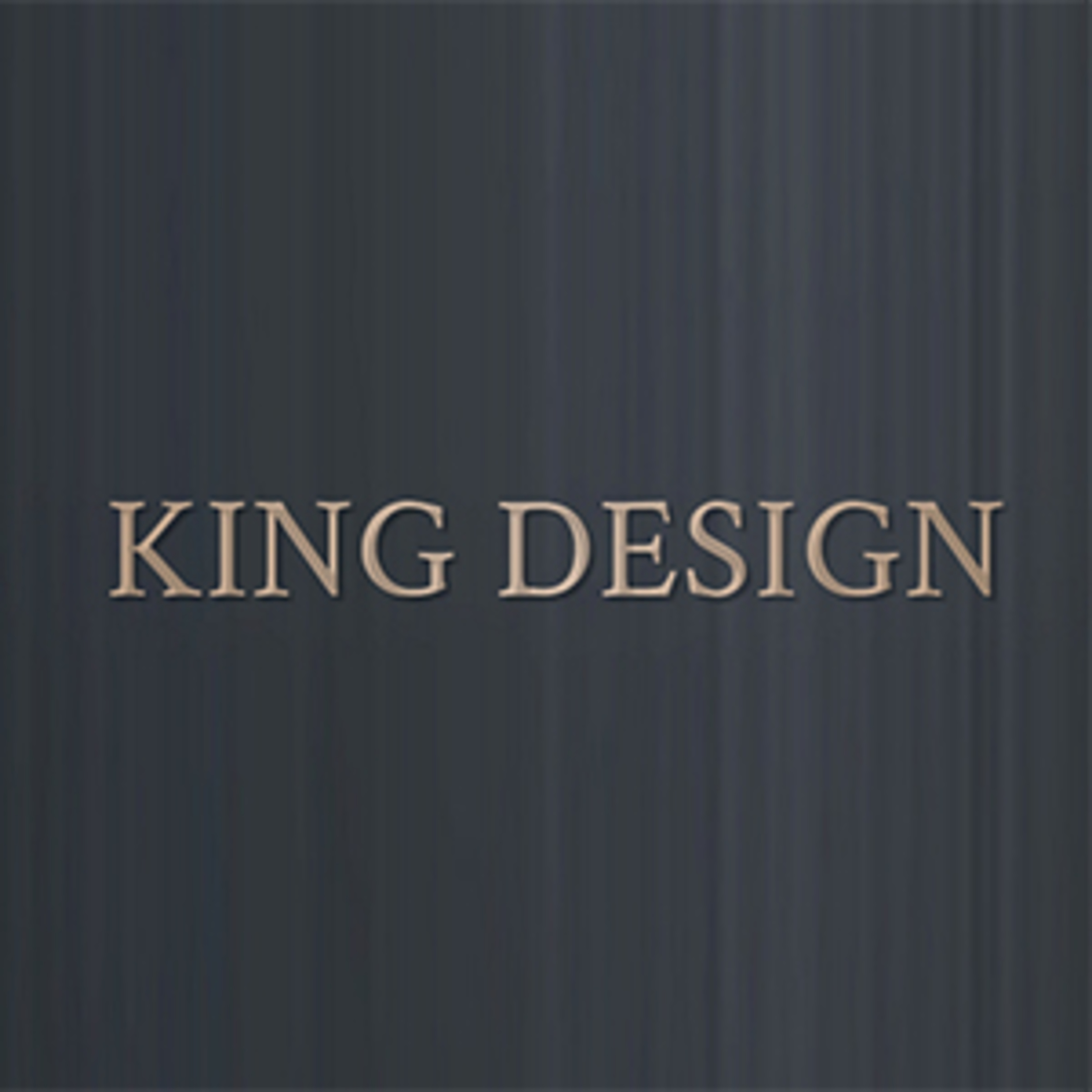 king design- company logo