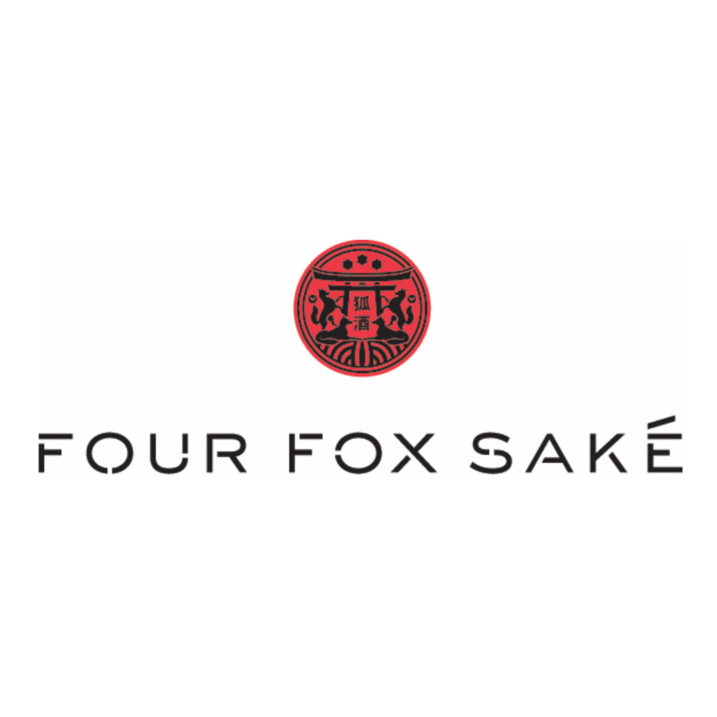four fox sake- company logo