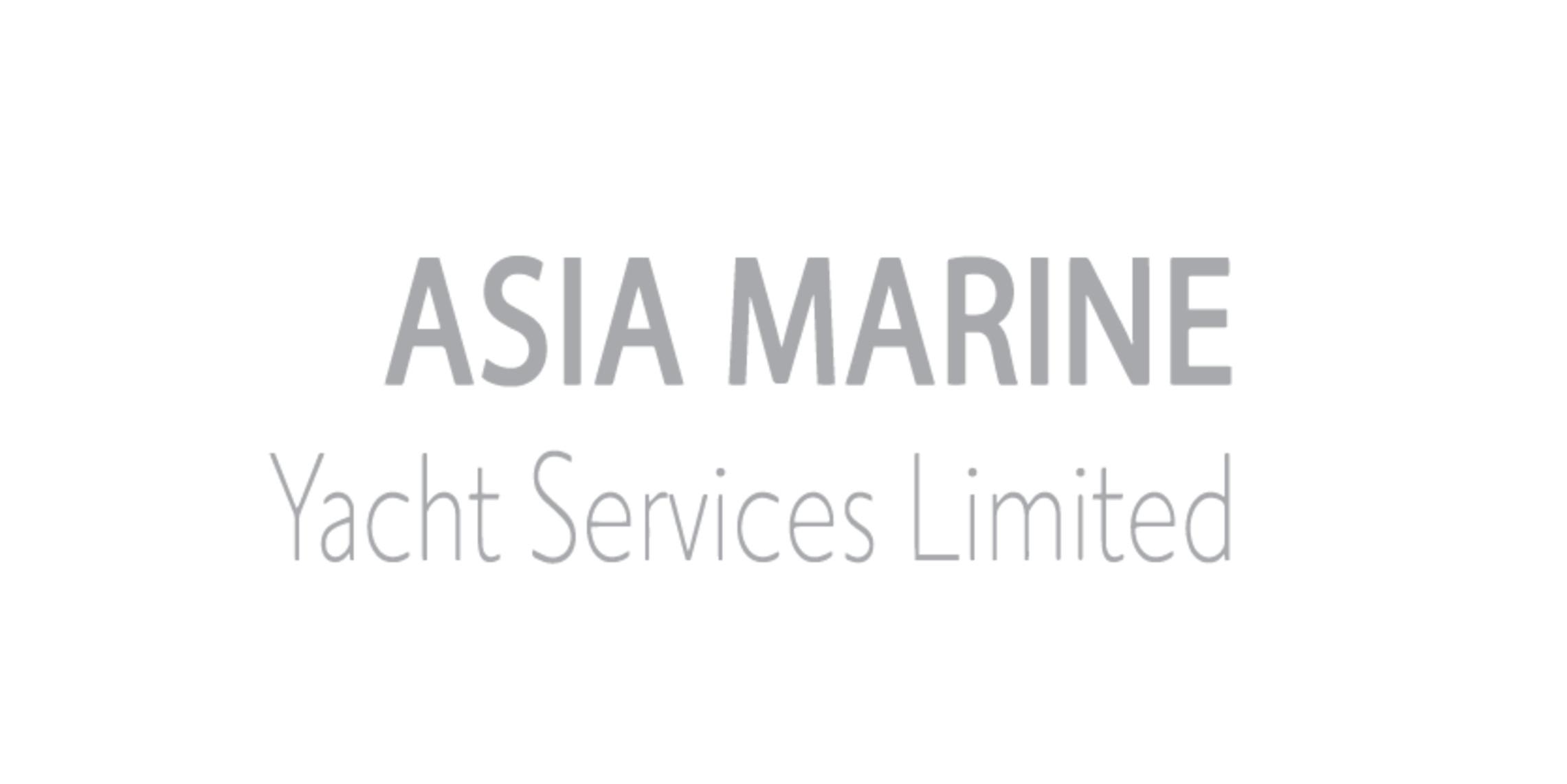asia marine yacht- company logo