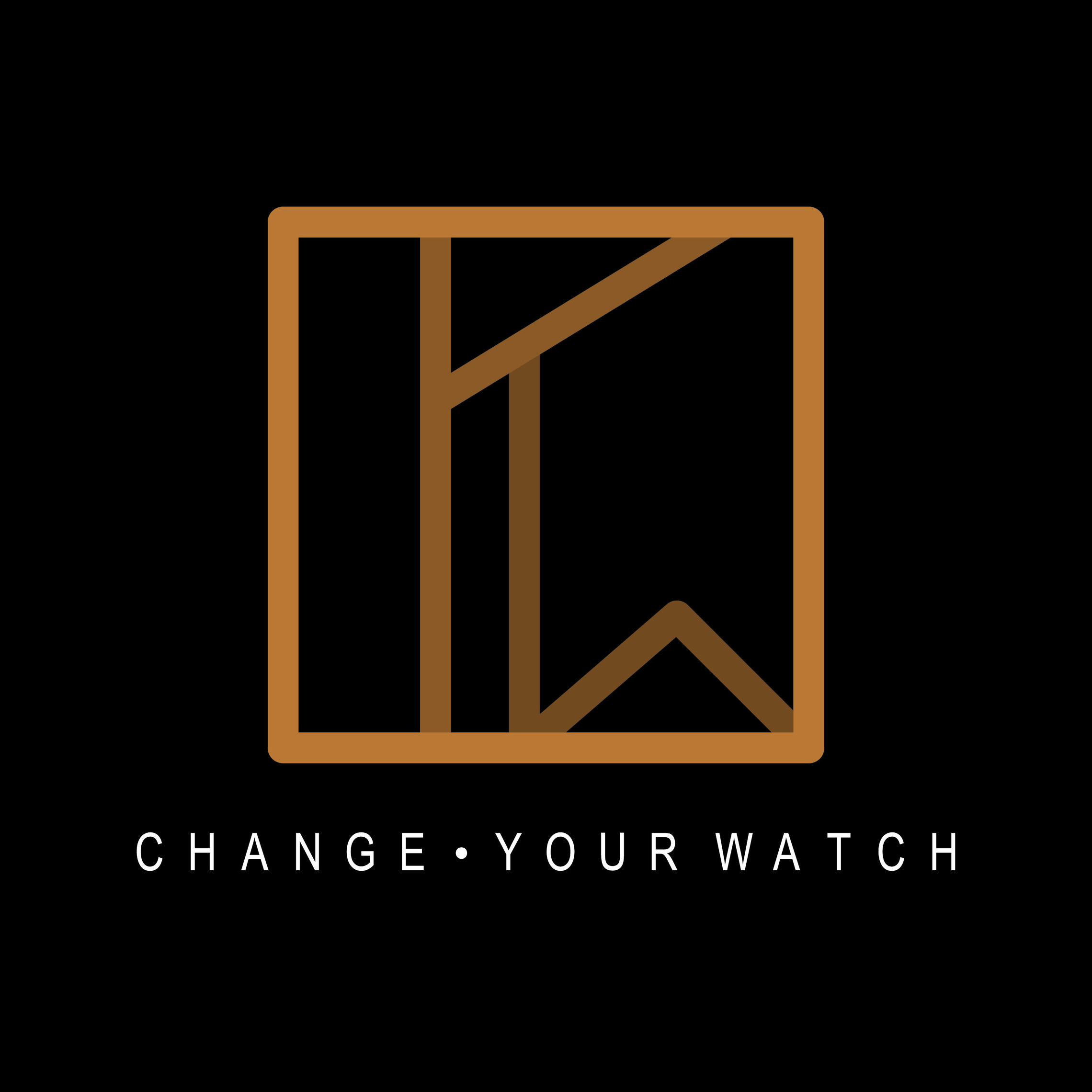 change your watch- company logo