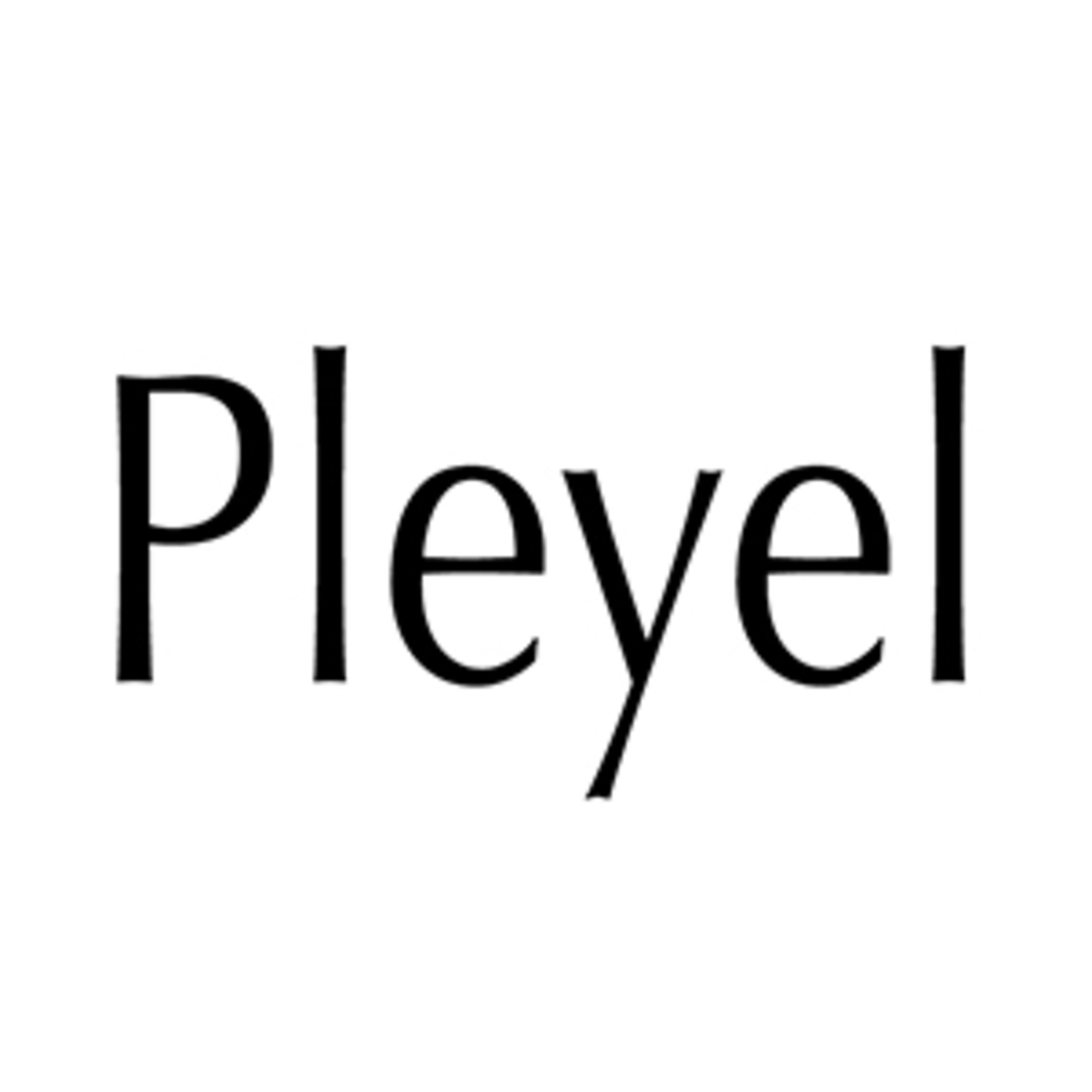 pleyel piano- company logo