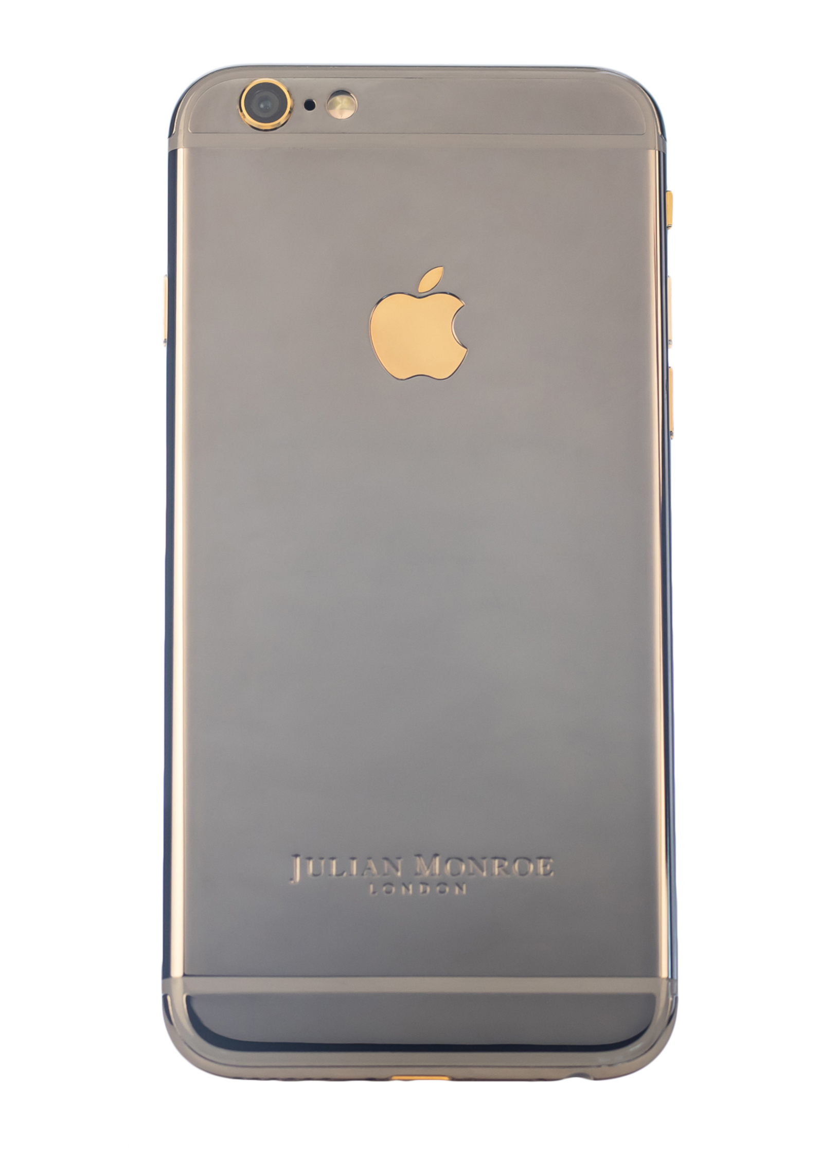 950 Black Platinum iPhone 6s Plus (By Julian Monroe London)