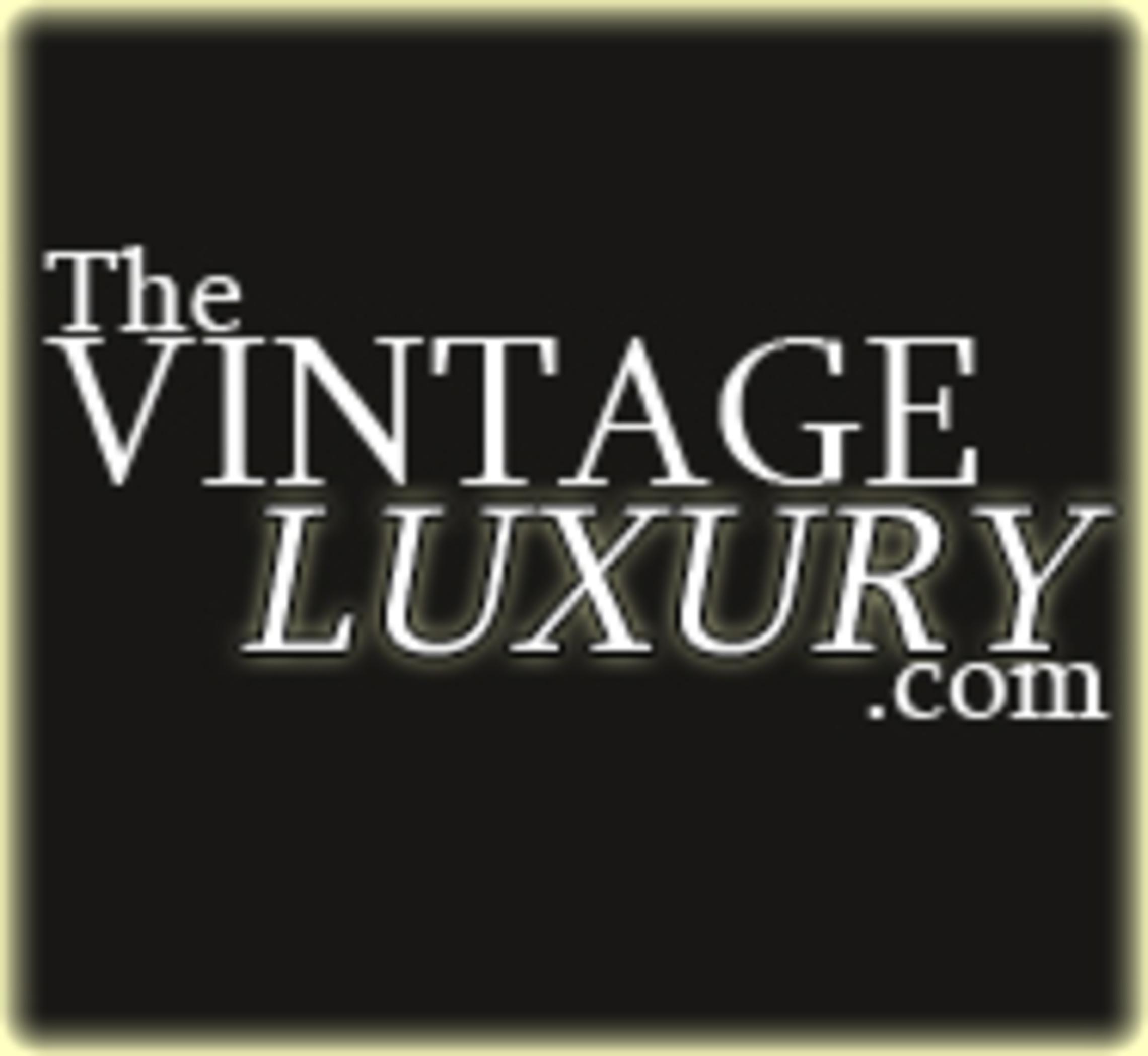 the vintage luxury- company logo