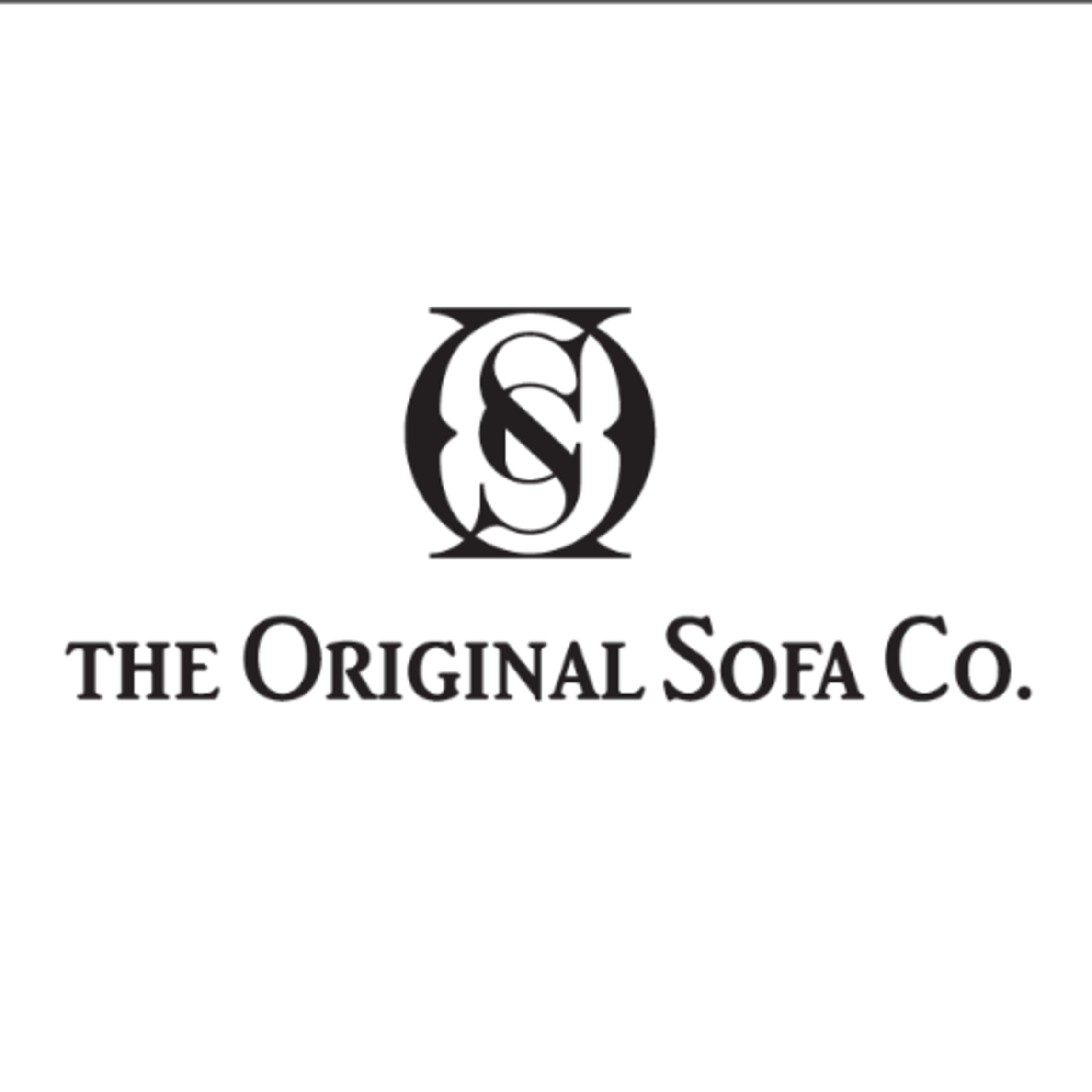 the original sofa- company logo