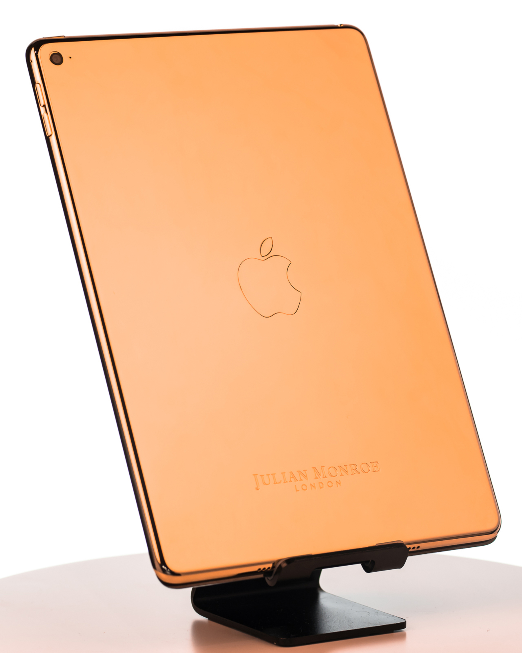 18ct Rose Gold iPad Air 2 (By Julian Monroe London)