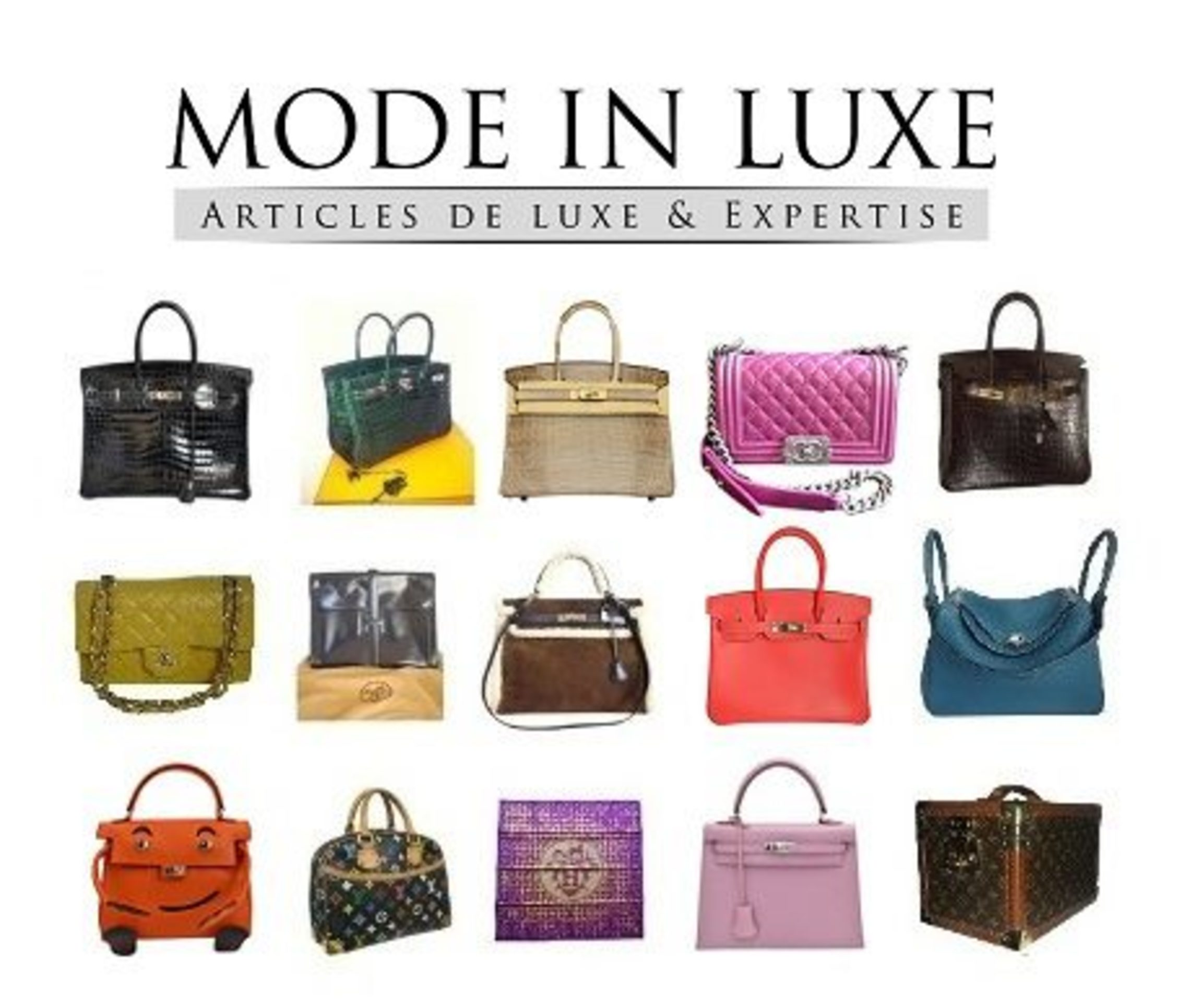 mode in luxe- company logo