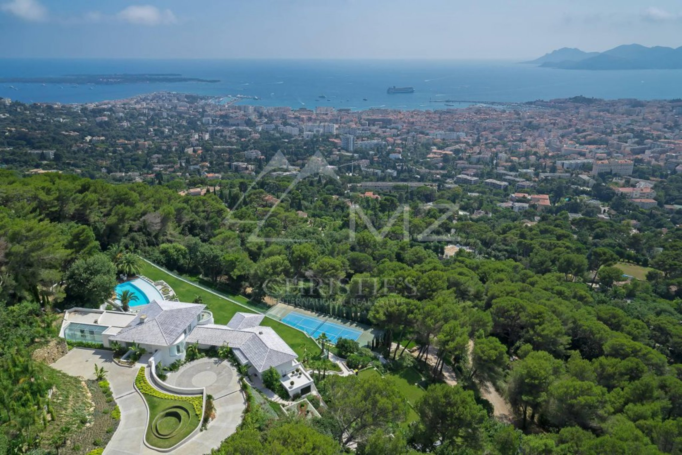 Cannes - Californie - Exceptional renovated property