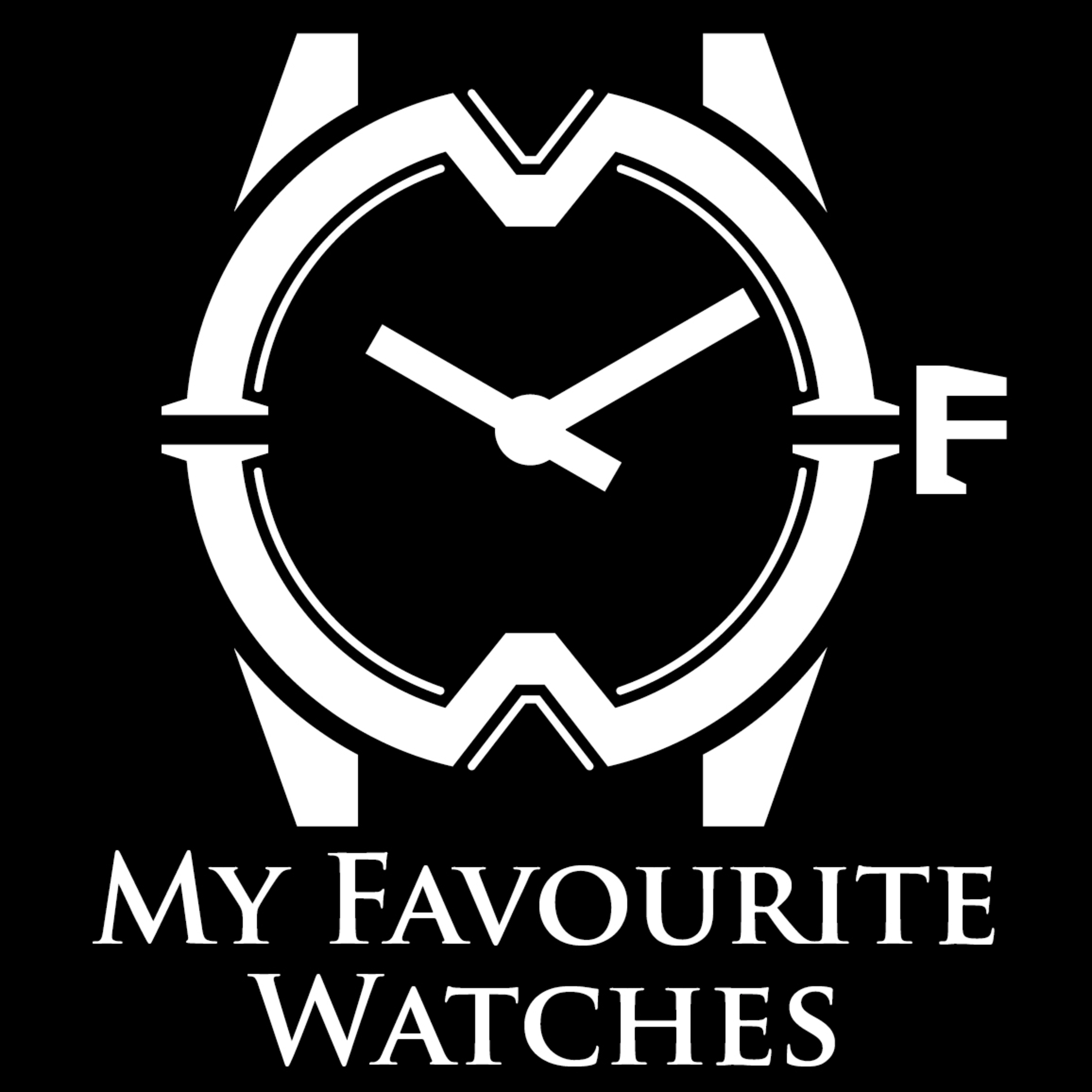 my favourite watches- company logo