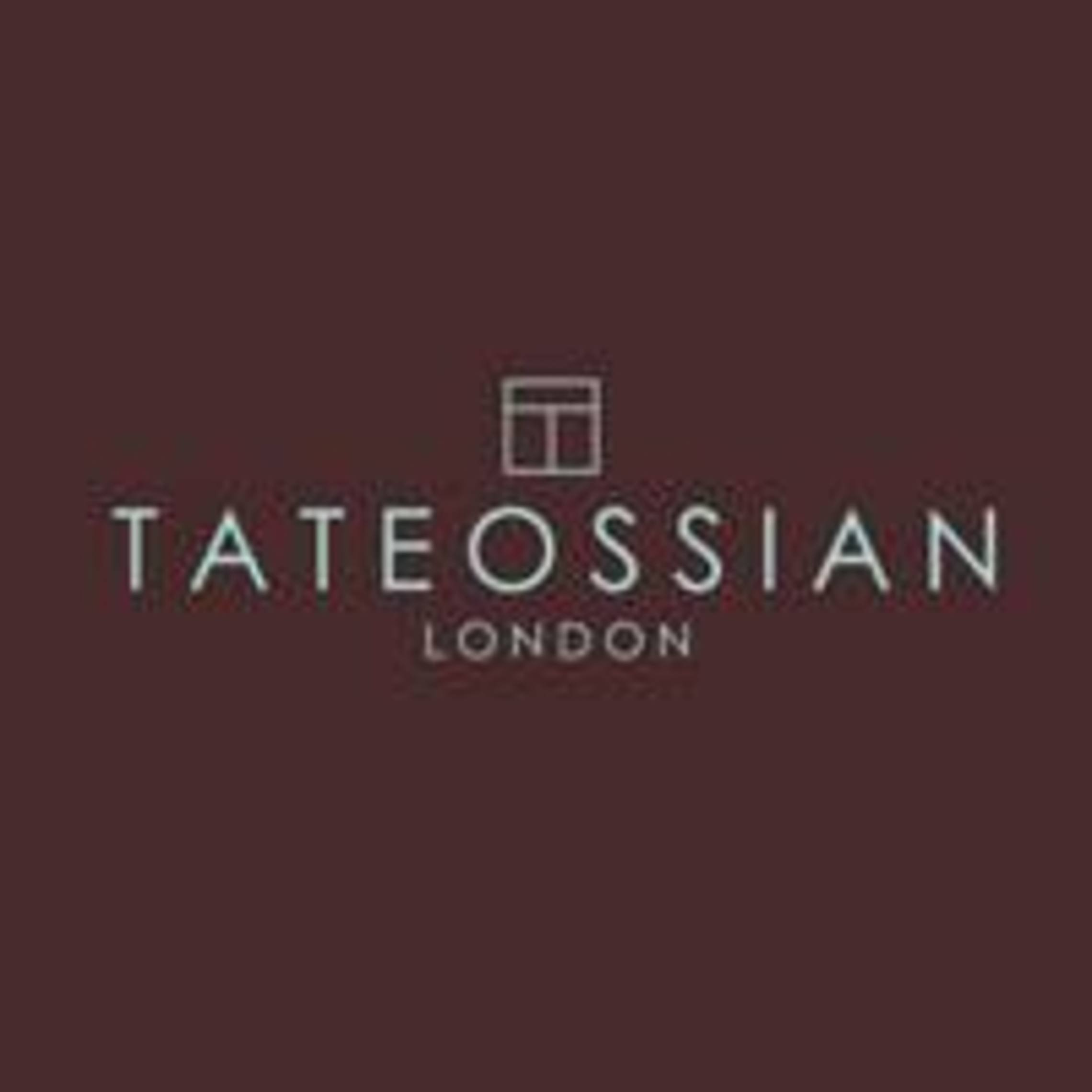 tateossian london- company logo