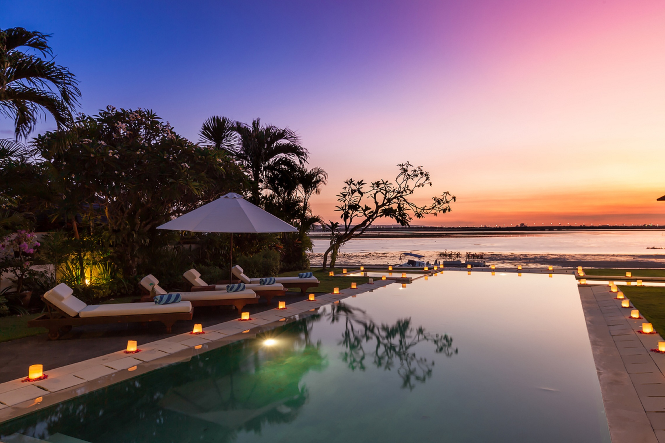 Absolute Waterfront, Villa Sunset