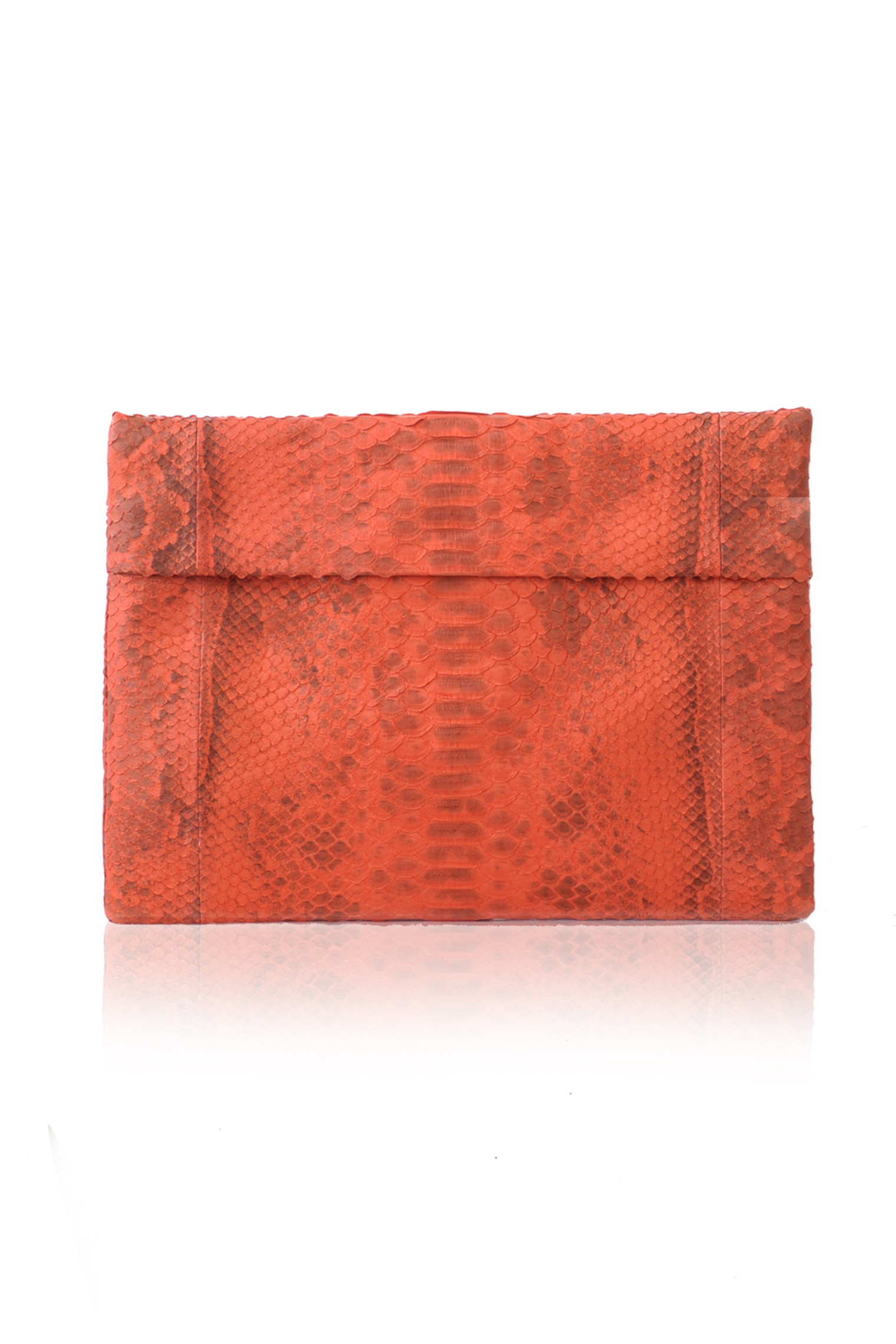 Folder Clutch PM - Orange