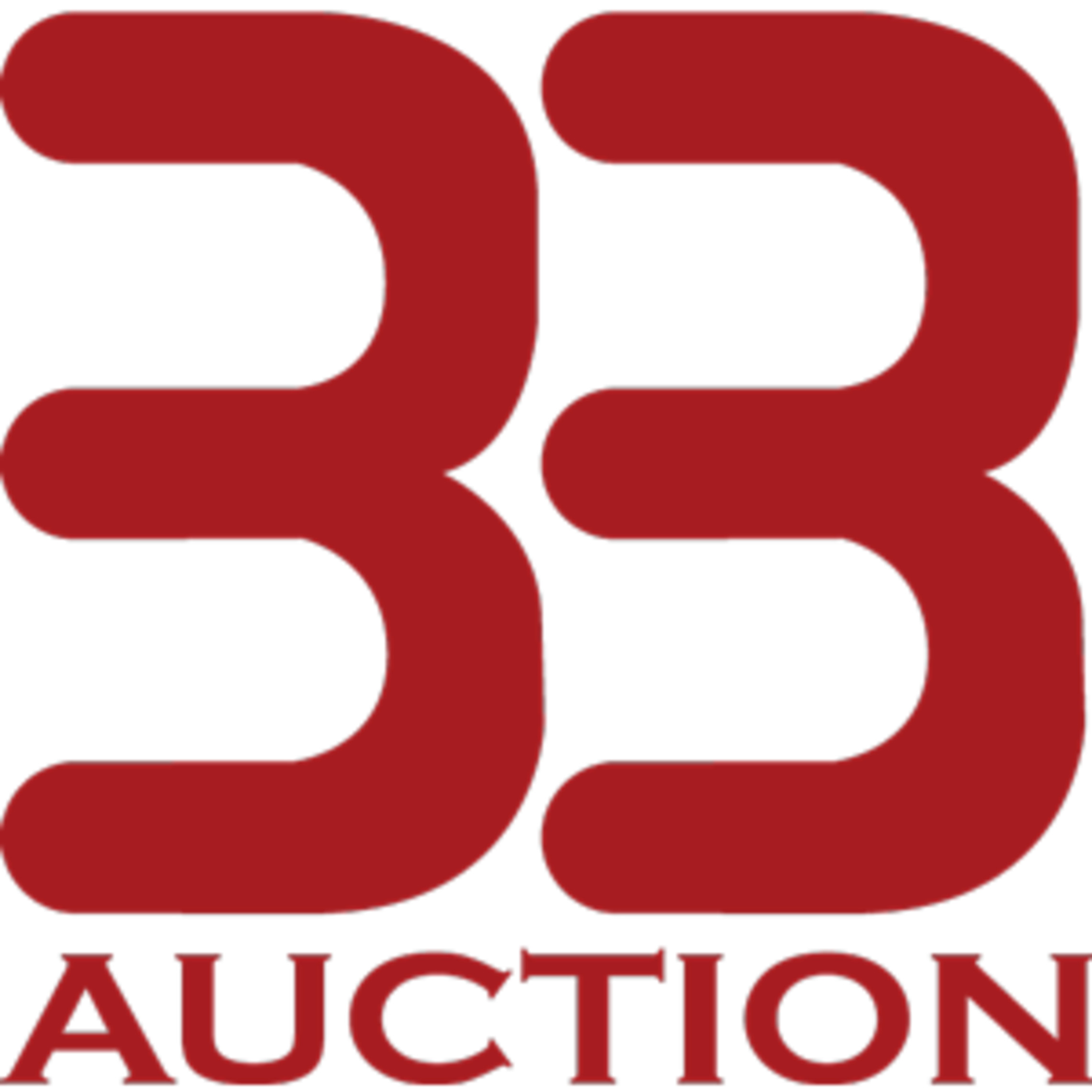 33 auction- company logo