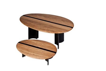Tables « Harmony & Contrast »­‐ Design: Alice Etcaetera