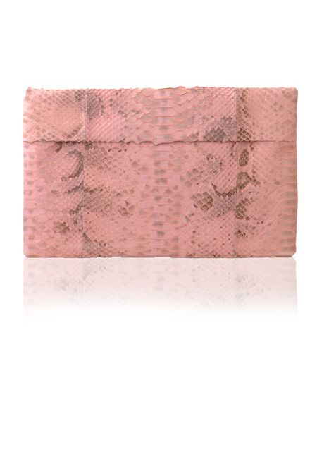 Folder Clutch GM - Nude Pink