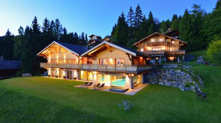 BEAUTIFUL CHALET - VILLARS-SUR-OLLON