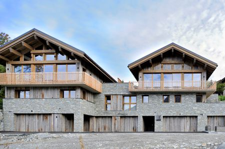 LES 3 VALLÉES - LUXURY CHALET FOR RENT
