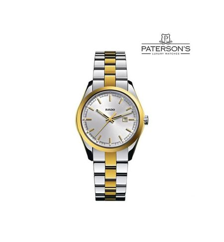 Rado Gold/Stainless Steel: Ladies