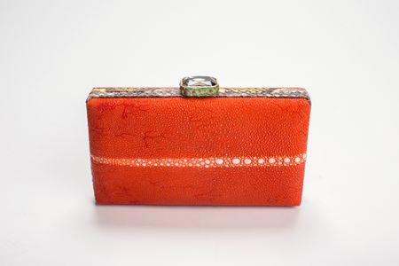 Jennifer Mak Julia Stingray - Orange/H