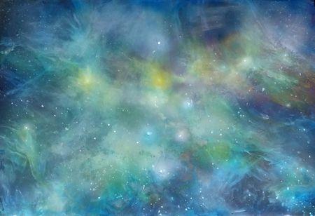 Stellar Nursery by Calvin Chak