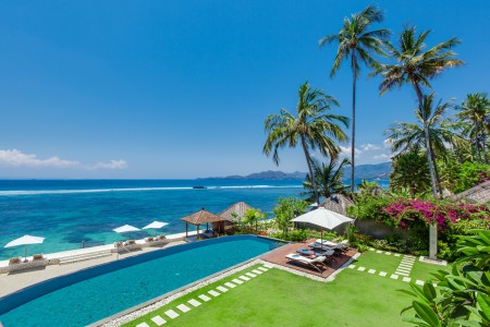 Tirta Nila. Bali's best luxury beach house