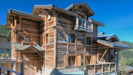 courchevel - Duplex in a Chalet