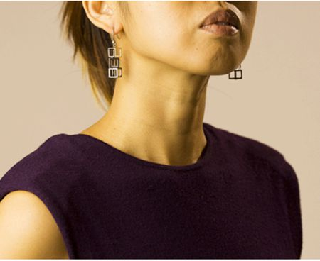 Cubist Classic Earrings