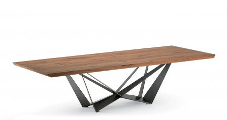 Skorpio Wood Cattelan Italia Table