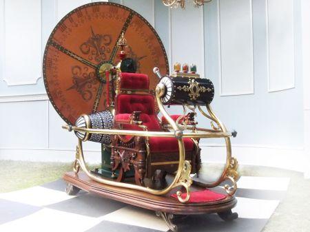 Time Machine -The Full-Scale Iconic Machine