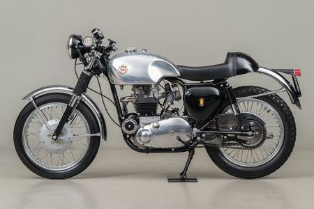 1963 BSA Rocket Gold Star
