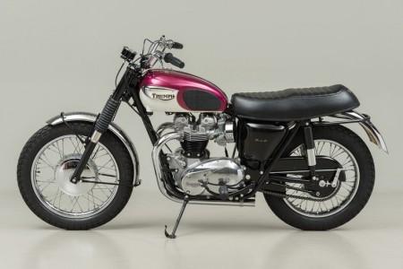 1967 Triumph T 120 TT