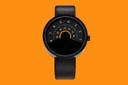 ANICORN Series 000 - Black & Orange