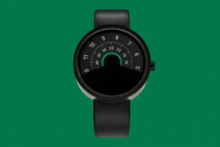 ANICORN Series 000 - Black & Green
