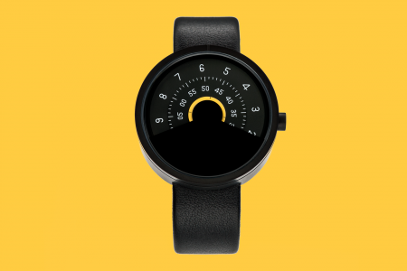 ANICORN Series 000 - Black & Yellow