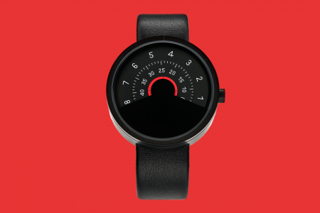 ANICORN Series 000 - Black & Red