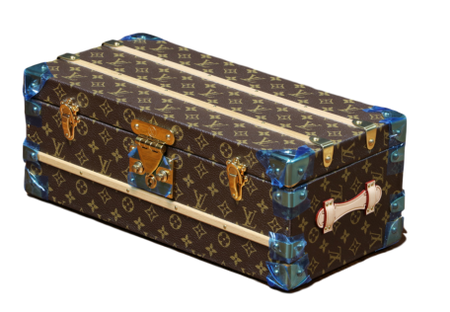 Louis Vuitton  Flower trunk  2016 , Special order