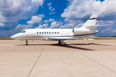 2004 Falcon 2000 S/N 218