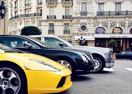 ULTIMATE EUROPEAN SUPERCAR ADVENTURE