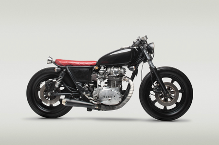 XS650 LEFTY LUCY