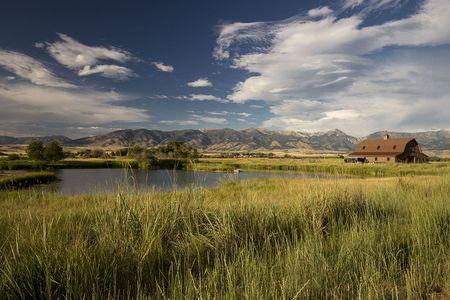 East Gallatin Spring Creek Ranch, Belgrade, Montana
