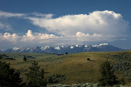 Falls Creek Ranch, Clyde Park, Montana