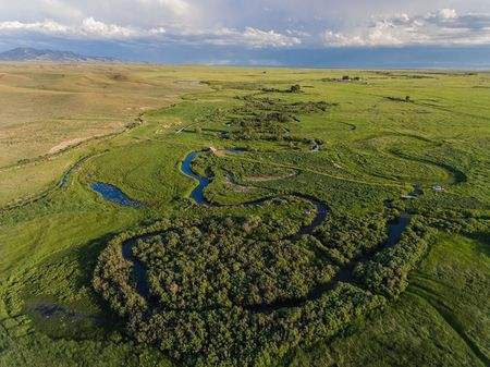Pass Creek Ranch, Saratoga, Wyoming