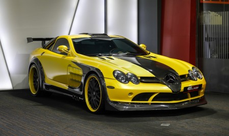 MERCEDES-BENZ SLR Bespoke by Hamann