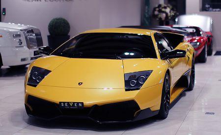 Lamborghini Murcielago SV LP670-4