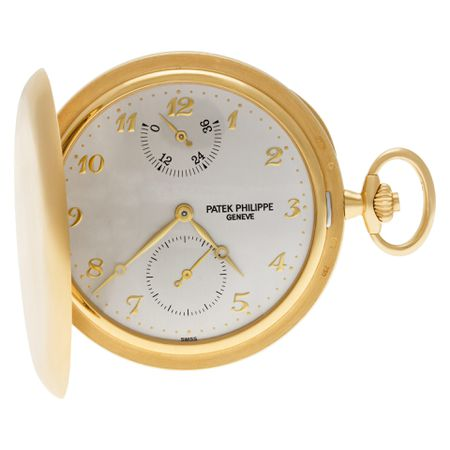 Patek Philippe Hunter Pocket Watch 983J-001