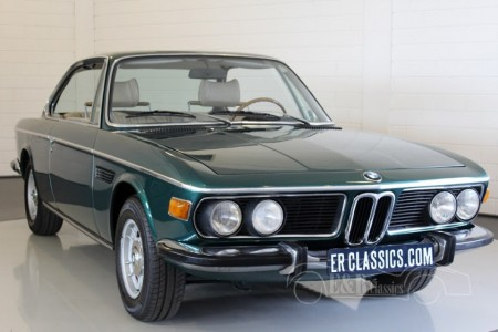 BMW 2800 CS COUPE 1971