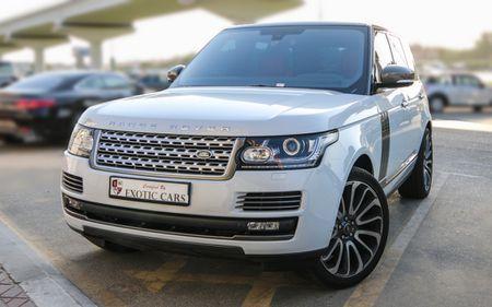 Range Rover Vogue Autobiography 2015