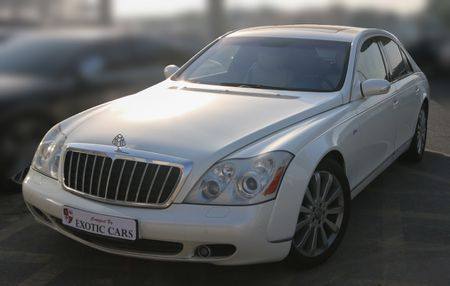 Mercedes-Benz Maybach 57 S 2009
