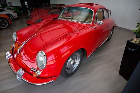 Porsche 356B Coupe S90