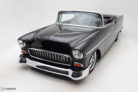 1955 Chevrolet Bel Air Convertible Resto-Mod